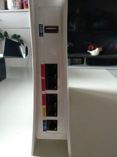 Sagemcom Fast 3764 (VDSL) - Sprzęt komputerowy