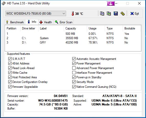 HDTune_Info_WDC_WD800HLFS-75G6U0