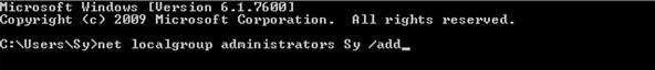 How to Create an Admin User Account Using CMD Prompt (Windows)
