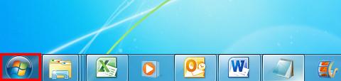 Right-click the Start Windows icon